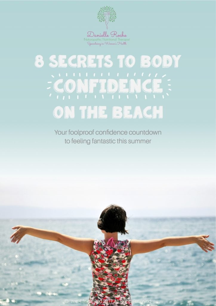 8 SECRETS TO BODY CONFIDENCE EBOOK
