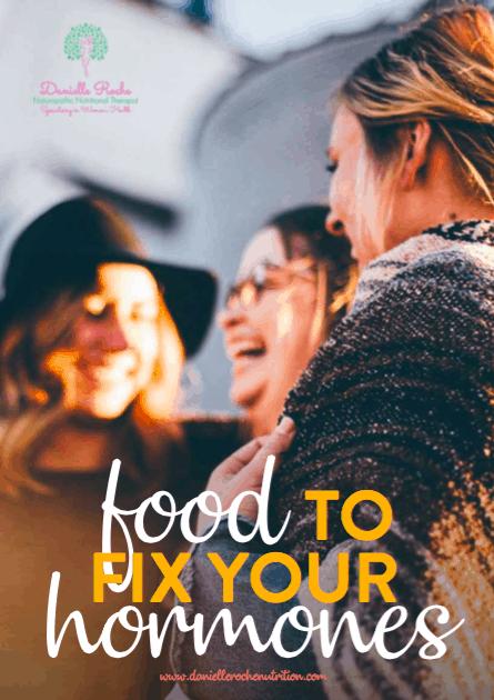 Food to fix your hormones